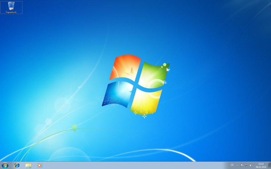 Screenshot 1 - Windows 7 als ISO-Datei