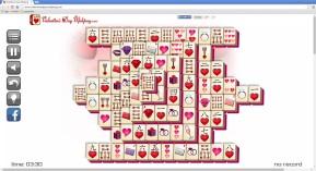 Mahjong zum Valentinstag