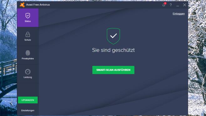 Avast Free Antivirus: Schadprogramme abwehren ©COMPUTER BILD