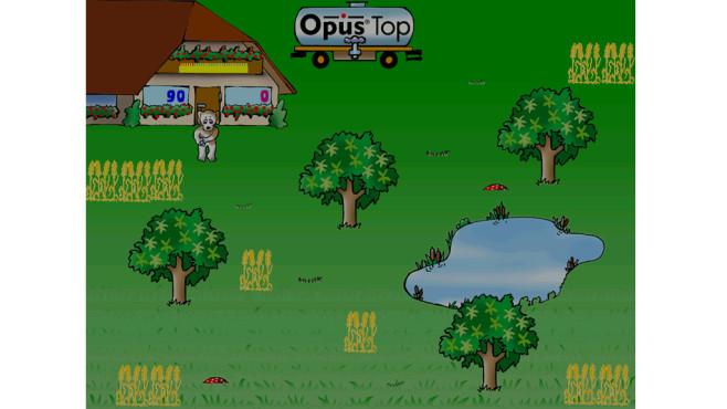 Pilzjagd: Einfaches Spiel mit Fliegenpilzen ©COMPUTER BILD