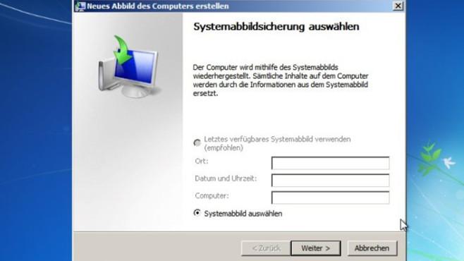 Systemreparaturdatenträger: Probleme beim Hochfahren lösen ©COMPUTER BILD
