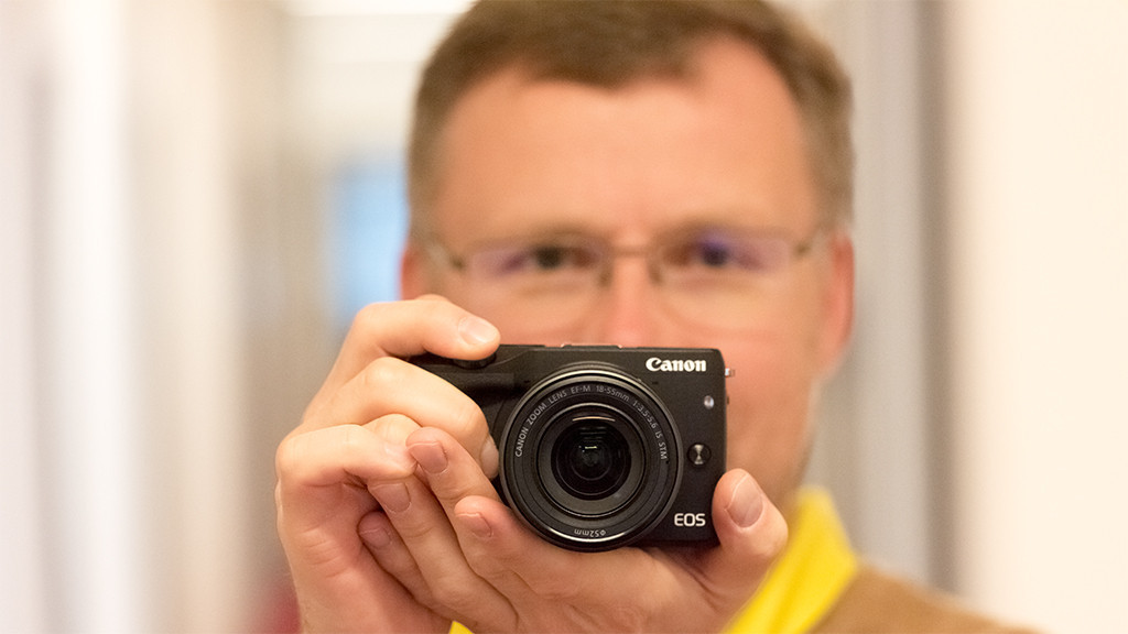 Canon EOS M3©COMPUTER BILD