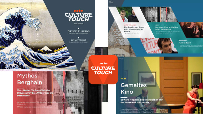 Culture Touch ©Arte.tv