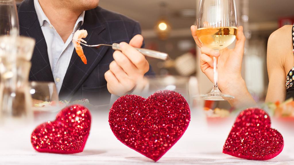 romantisch essen gehen