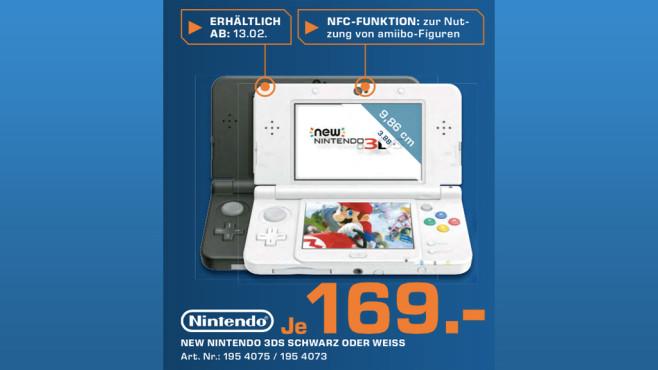 Nintendo New 3DS ©Saturn