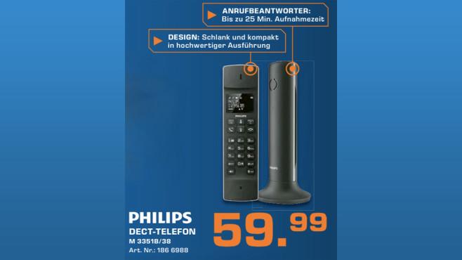 Philips Linea M3351 ©Saturn
