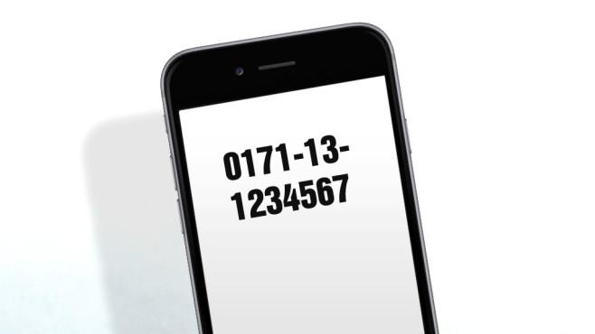 Mailbox direkt anrufen ©Apple, COMPUTER BILD