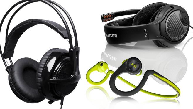 Headset kaufen©SteelSeries, Plantronics, Sennheiser