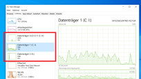 Windows 10 2004: Festplatte oder SSD?©COMPUTER BILD