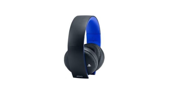 Sony PS4 Wireless Stereo Headset 2.0 ©Sony