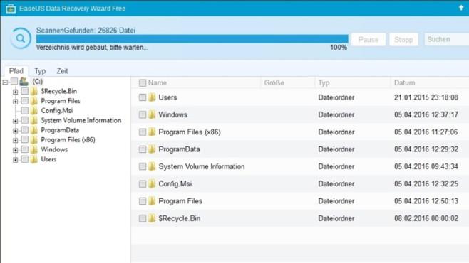 Chengdu Yiwo Tech Development: EaseUS Data Recovery Wizard Free ©COMPUTER BLD