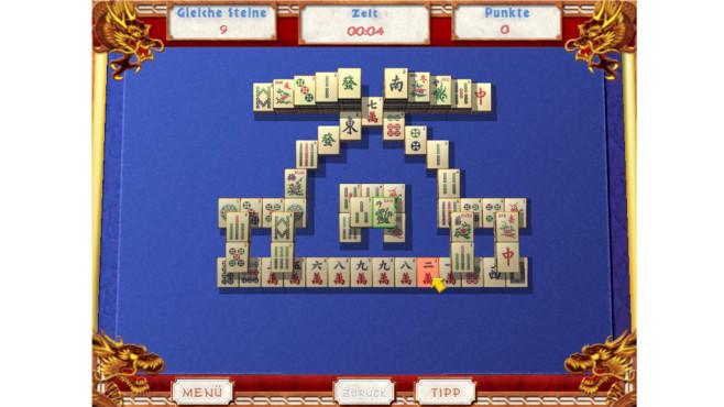 Intenium: Great Mahjong – Kostenlose Spezial-Version ©COMPUTER BILD