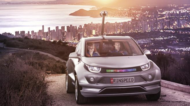 Rinspeed Budii: Dieses Auto will zum Freund des Fahrers werden.©Rinspeed