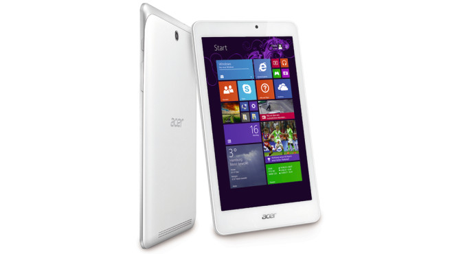 Acer Iconia 8W © Acer