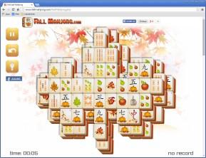 Herbst-Mahjong