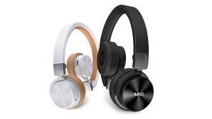 Bluetooth-Kopfhörer AKG Y45BT©AKG