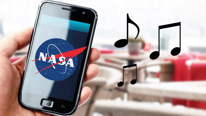 Nasa, Smartphone©pab_map – Fotolia.com, NASA
