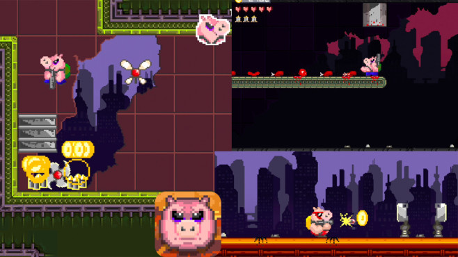 Ammo Pigs ©Cascadia Games LLC