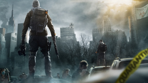 Online-Action The Division: Alpha © Ubisoft