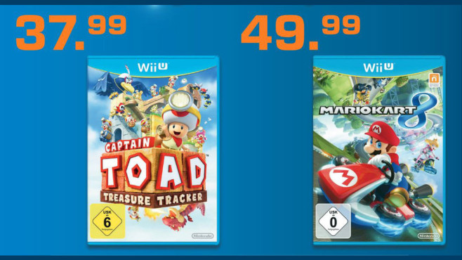 Captain Toad: Treasure Tracker (Wii U) © Saturn