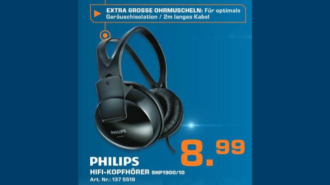 Philips SHP1900 © Saturn