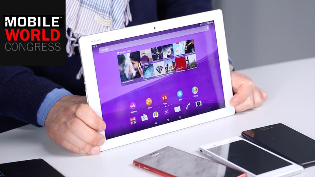 im check sony xperia m4 aqua z4 tablet computer bild. Black Bedroom Furniture Sets. Home Design Ideas