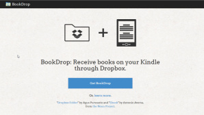 BookDrop©Computer Bild