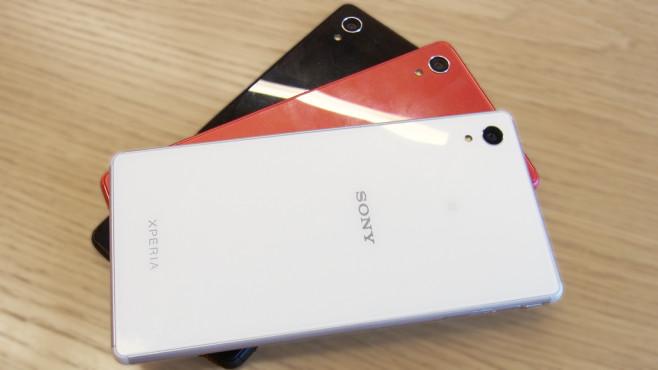 Sony Xperia M4 Aqua©COMPUTER BILD