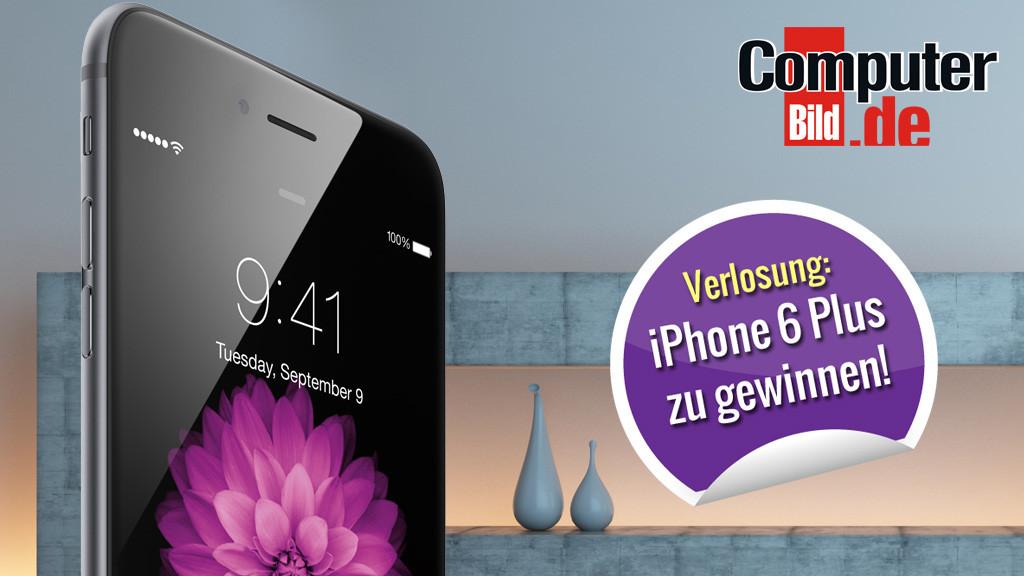 iphone gewinnen bild