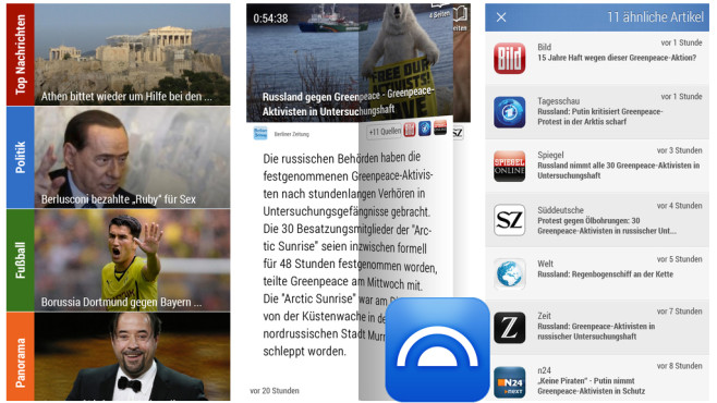 Simply News – Top-Nachrichten © Pylba Inc.