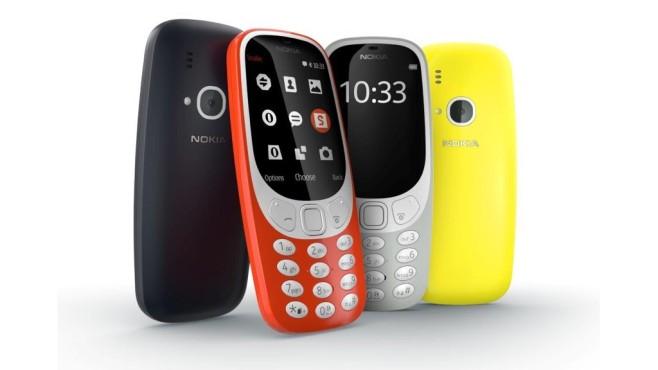 Nokia 3310©Nokia