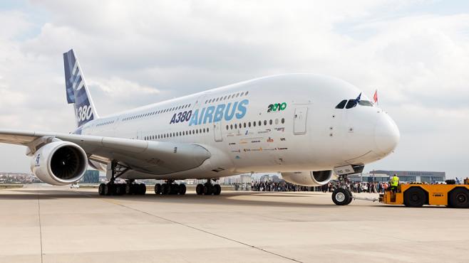 Airbus A380©Stock.com/mozcann