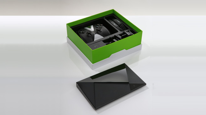 Nvidia Shield Android TV © COMPUTER BILD