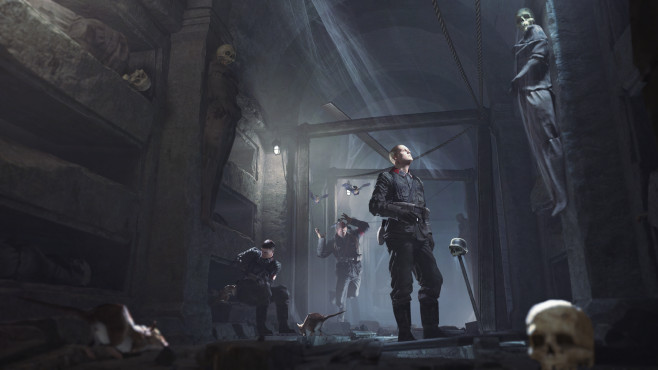 Wolfenstein – The Old Blood © Bethesda Softworks