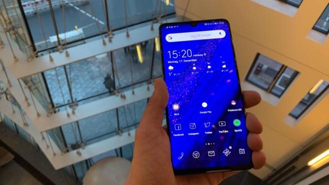 Huawei Mate 20 X ©COMPUTER BILD