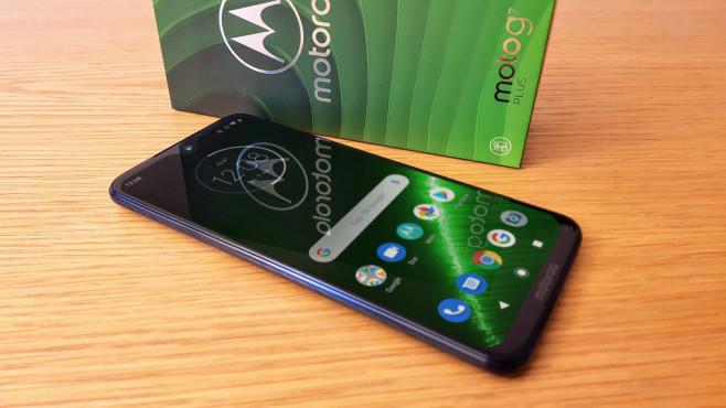 Motorola Moto G7 Plus ©COMPUTER BILD