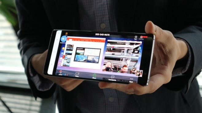 Samsung Galaxy Note 8 ©COMPUTER BILD