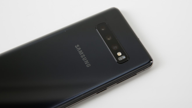 Samsung Galaxy S10 ©COMPUTER BILD