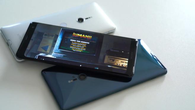 Sony Xperia XZ3 ©COMPUTER BILD
