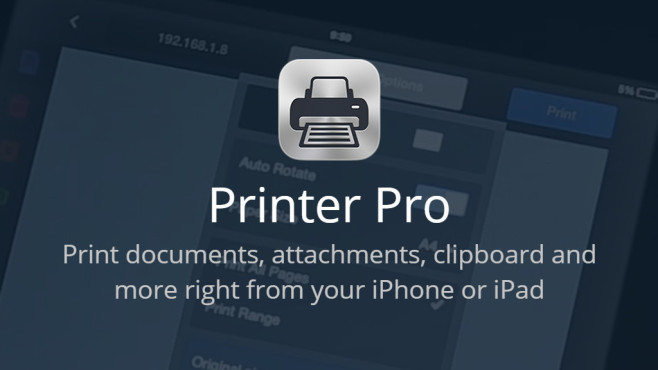 Printer Pro © Readdle