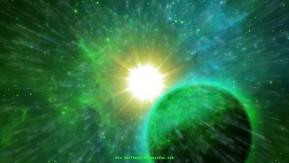 Green Space Screensaver