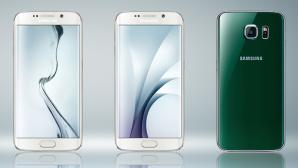 LTE-Allnet-Flat mit Galaxy S6 Edge©Samsung