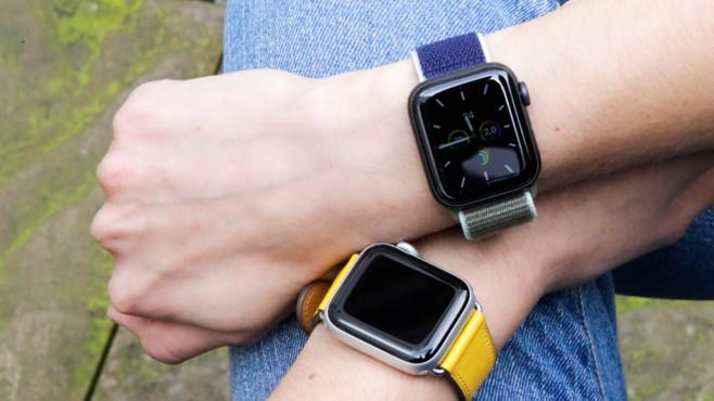 Apple Watch Series 5©COMPUTER BILD
