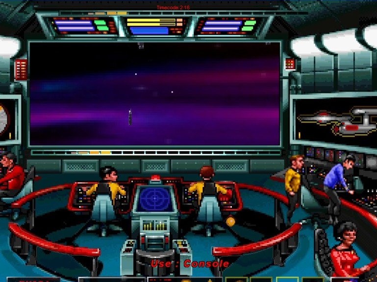 Screenshot 1 - Star Trek Fyne
