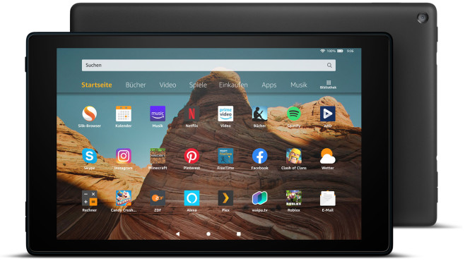 Amazon Fire HD 10 (2019) © Amazon