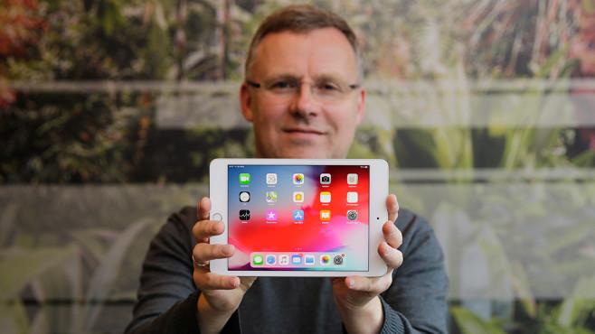 Apple iPad mini (2019) ©COMPUTER BILD