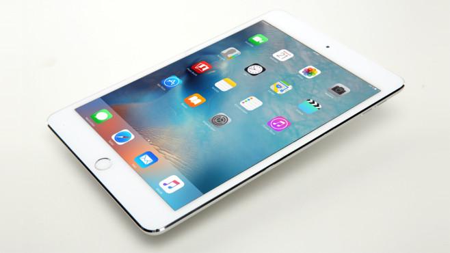 Apple iPad mini 4 ©Apple