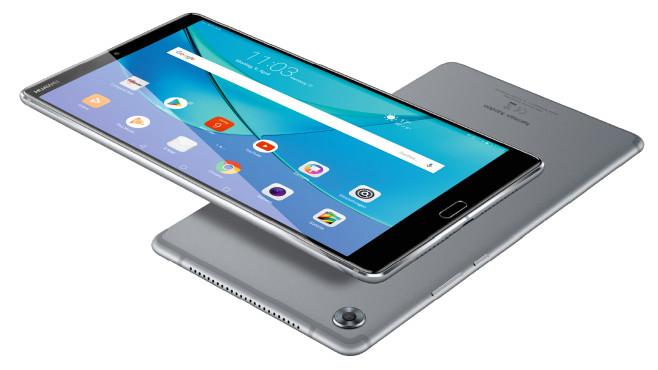 Huawei MediaPad M5 8 ©Huawei