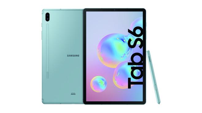 Samsung Galaxy Tab S6 ©Samsung