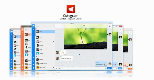 Telegram am PC nutzen©COMPUTER BILD